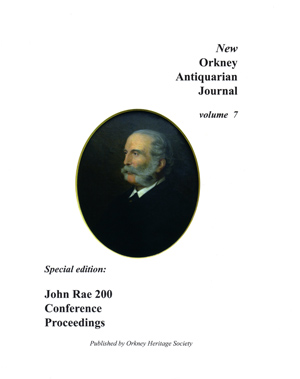 John Rae 200 Conference Proceedings Book Cover001